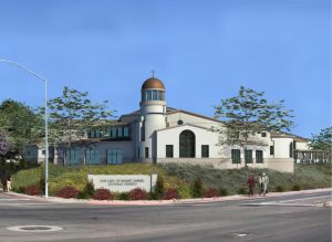 New Church Building in San Diego