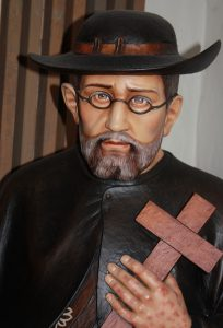 Statue of Hawaii's Patron Saint