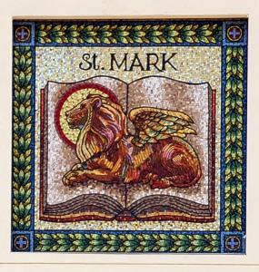 St Mark Mosaic